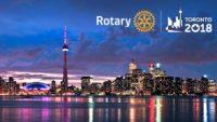 2018年ロータリー国際大会 カナダ・トロント